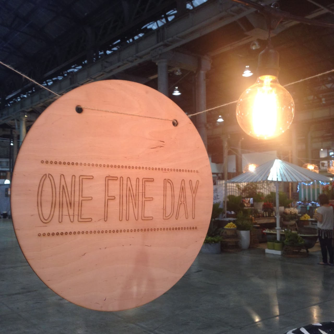 One Fine Day + Grain&Co.