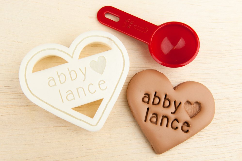 Custom Cookie Cutters – Wedding Favour Idea