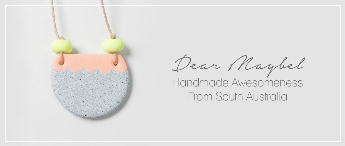 Dear Maybel – Handmade Jewellery