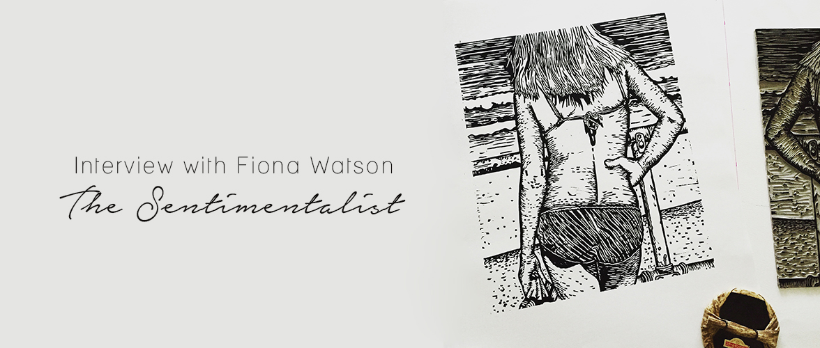 Interview with Fiona Watson // The Sentimentalist